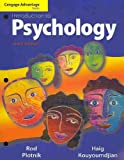 Cengage Advantage Books: Introduction to Psychology, Plotnik, Rod and Kouyoumdjian, Haig, 0495903450
