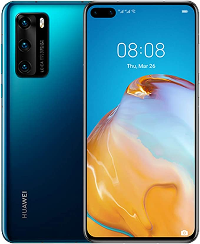 Huawei P40 Smartphone 8GB / 128GB 5G (Deep Sea Blue): Amazon.es: Electrónica