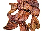 Unified Pet Maple Smoked Pig Ears, Medium, 12 Pack