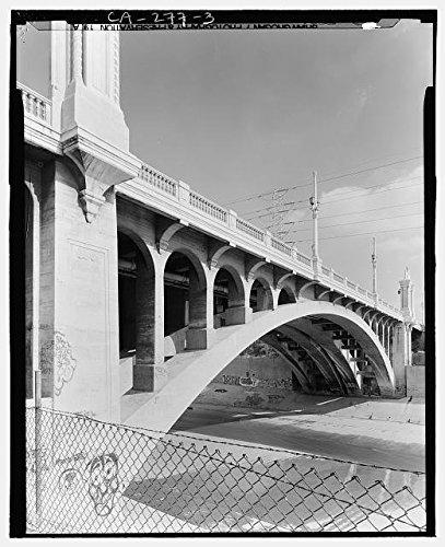Photo: Macy Street Viaduct,Los Angeles,Los Angeles - Los Angeles Macy's Ca