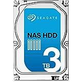 Seagate NAS HDD 3TB SATA 6GB NCQ 64 MB Cache Bare Drive ST3000VN000