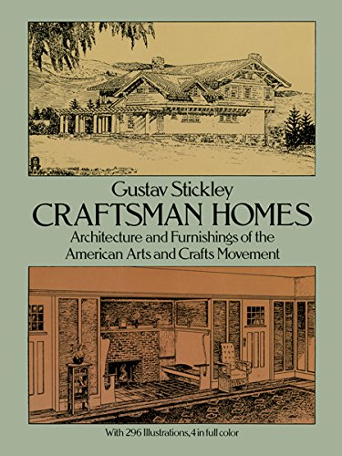 Craftsman Magazine Table - Craftsman Homes: Architecture and Furnishings of the American Arts and Crafts Movement