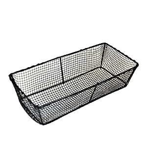 Amazon Com Mini Rectangular Wire Mesh Tray Basket Home