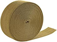 Jalan 50mm x 10 Meters Nylon Heavy Webbing Straps for DIY Craft, Backpacks Strapping, Harnesses, Slings, Colla