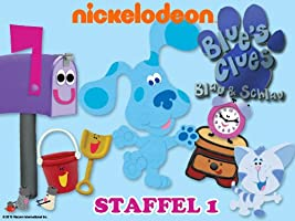 Blues Clues: Blau und Schlau - Staffel 1