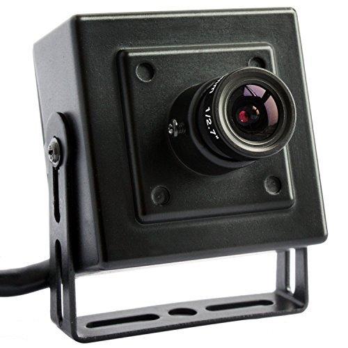 ELP 1280*720p 1.0 Megapixel Mini IP Camera,Mini Hidden Network - Network Cam Ip Camera