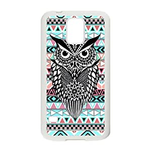 Tribal Pattern Owl Phone Case for Samsung S5