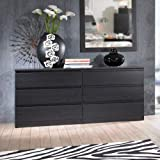 Home Square 2 Piece Dresser and Night Stand with