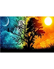 5D Diamond Full Painting Kit,DIY Rhinestone Embroidery Full Drill Cross Stitch Arts Craft for Home Wall Decoration