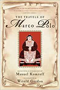 the travels of marco polo 9780871401847. Black Bedroom Furniture Sets. Home Design Ideas