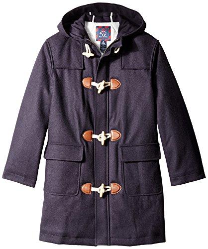 Wool Melton Toggle Coat - 1