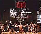 (Highlights) Evita - New Broadway Ca St Recording