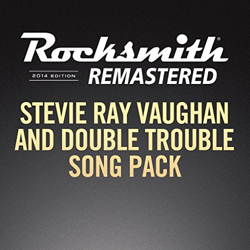 Rocksmith 2014 - Stevie Ray Vaughan & Double Trouble Song Pack - PS4 [Digital Code]