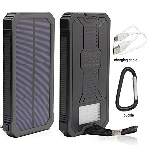 Solar-Charger-Shockproof-Portable-Solar-Powered-Phone-Charger-Dual-USB-Output-Power-Bank-for-Smart-Phones-GPS-Gopro-Camera-With-Bright-Solar-LED-Lights-For-Emergency-or-As-A-Camping-Light