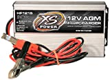 XS Power HF1215 12V 15 Amp High Frequency AGM IntelliCharger