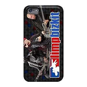 JamieBratt Iphone 6 Durable Hard Phone Case Custom Vivid Limp Bizkit Band Pattern [wis11566sVZX]