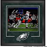 Brandon Graham Philadelphia Eagles Deluxe Framed Autographed 16' x 20' Sack Fumble Super Bowl LII Champions Photograph - Fanatics Authentic Certified
