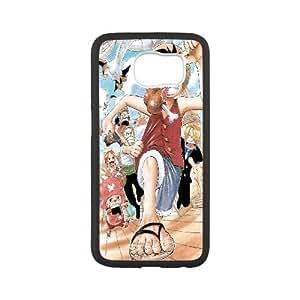 WEUKK Piece Samsung Galaxy S6 case cover, personalized case for Samsung Galaxy S6 Piece, personalized Piece phone case