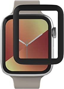 InvisibleShield Glass Fusion - Engineered Hybrid Glass - Case Friendly Screen - Made for Apple Watch (38mm) Series 1/2/3
