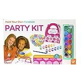 Mindware Paint-Your-Own Porcelain Party Kit