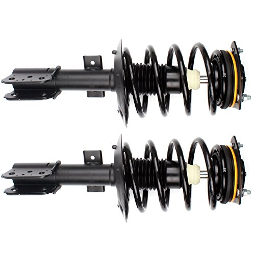 SCITOO Struts, Complete Strut Shock Coil Spring Assembly fit 2004 2005 2006 2007 2008 Pontiac Grand Prix (Front Pair) (2004 Pontiac Grand Prix Front Quick Strut)