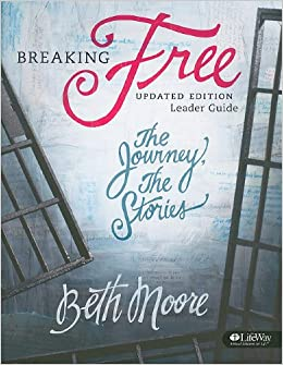 photo about Printable Women's Bible Study Lessons Free titled Breaking Free of charge - Chief Lead: The Excursion, The Reviews: Beth