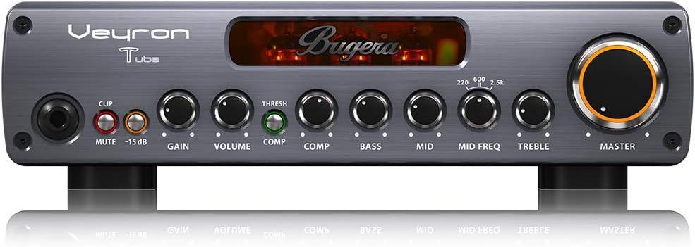 Bugera Bass Amplifier Head, Grey (BV1001T)