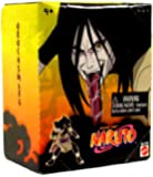 Naruto Mattel 3 Inch PVC Tree Diorama Series 2 Single Figure Orochimaru #10 of 10