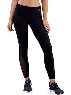 7c14b730d6645 TCA Women's Laser Tech Reflective Running Tights: Amazon.co.uk ...
