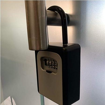 Ssiyun Caja De Seguridad Con Código De Seguridad Secreto Escondite ...