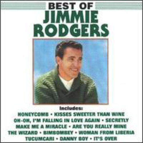 Best Of Jimmie Rodgers (Rodgers Cd Jimmie)