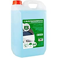 Motorkit MOT102 Lavaparabrisas con Repelente 5% manzana-2 grados Verano, 5 litros
