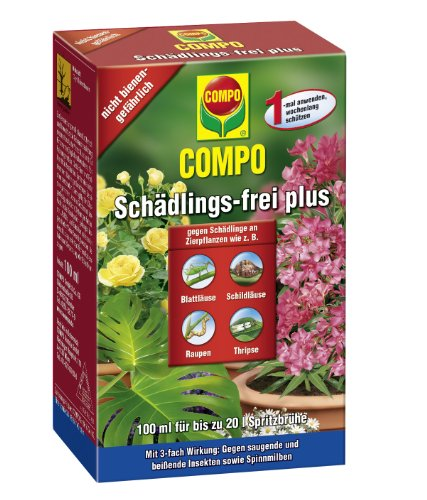 Compo 21546 Schädlings frei plus 100 ml