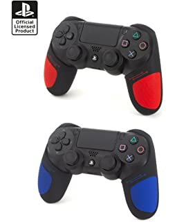 CHIN FAI PS4 Controller Skin Case Cover with 8 Thumb: Amazon