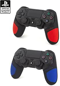 Rubber Road PS4 Official Silicon Grip Pack Controller, Pack of 1