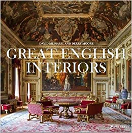 Great English Interiors: David Mlinaric, Derry Moore: 9783791381985 ...
