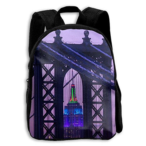 (The Children's Manhattan Bridge Backpack)
