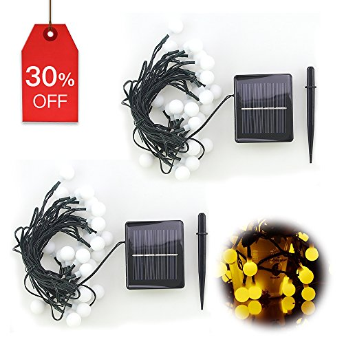 Solar Led String Lights Target - 3