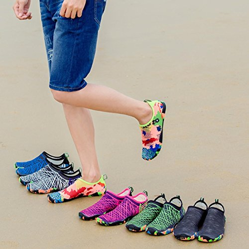 Shoes Water for Shoes Swimming Outdoor Beach Fishing Blue Shoe dXxHxa5w