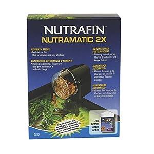 Nutrafin Nutramatic 2X Fish Food Feeder 11