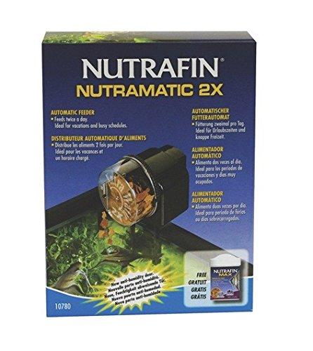 Nutrafin Nutramatic 2X Fish Food Feeder