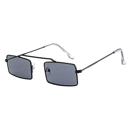 e25160a38ba2 Image Unavailable. Image not available for. Color  Women Men Vintage Retro  Small Frame Glasses Unisex Sunglasses Eyewear By Limsea