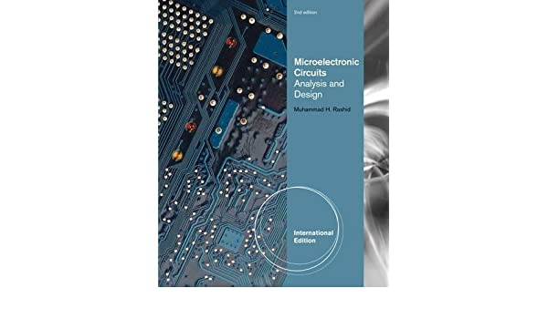 Microelectric Circuits: Analysis and Design: Amazon.es: Muhammad H. Rashid: Libros en idiomas extranjeros