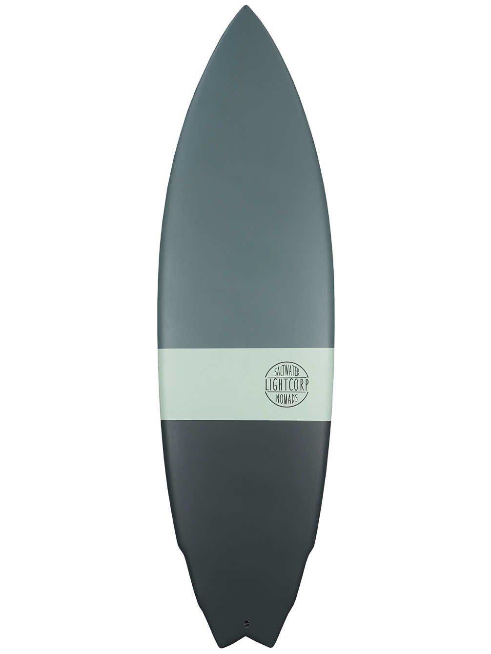Light Truvalli Fish Epoxy Future Surfboard