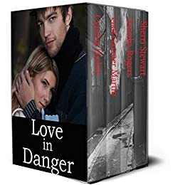 Love Danger 4 Romantic Suspense ebook product image