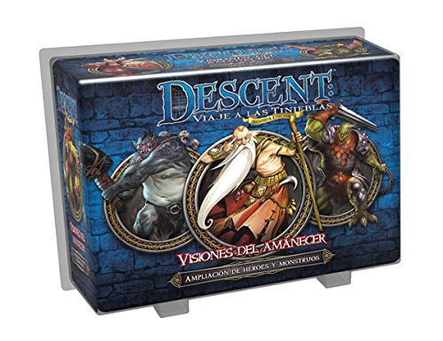 Descent Visionen der Morgendämmerung (Fantasy Flight Games edgdj30)