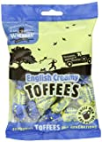 Walkers Nonsuch Toffees, English Creamy, 5.29-Ounce Bag (Pack of...
