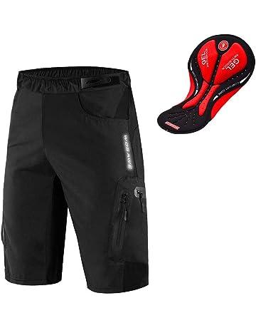 Madison homme vélo de montagne route cyclisme shorts en noir avec rembourrage x small neuf