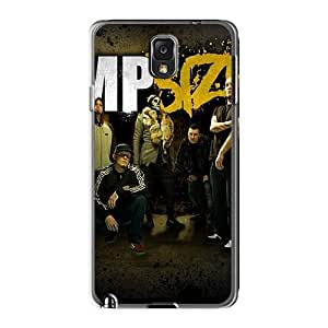 Best Cell-phone Hard Covers For Samsung Galaxy Note3 (dYB6459IxHp) Customized High Resolution Limp Bizkit Band Image