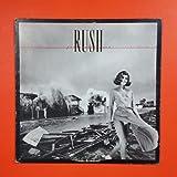 RUSH Permanent Waves SRM 1 4001 Masterdisk HW LP Vinyl VG+ Cover VG+ Sleeve